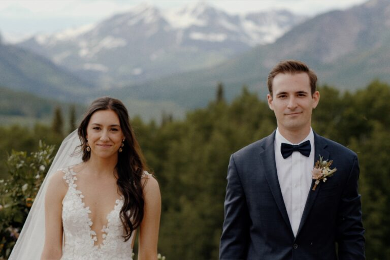 Acts of Adventure Elopement Videography Crested Butte intimate wedding video