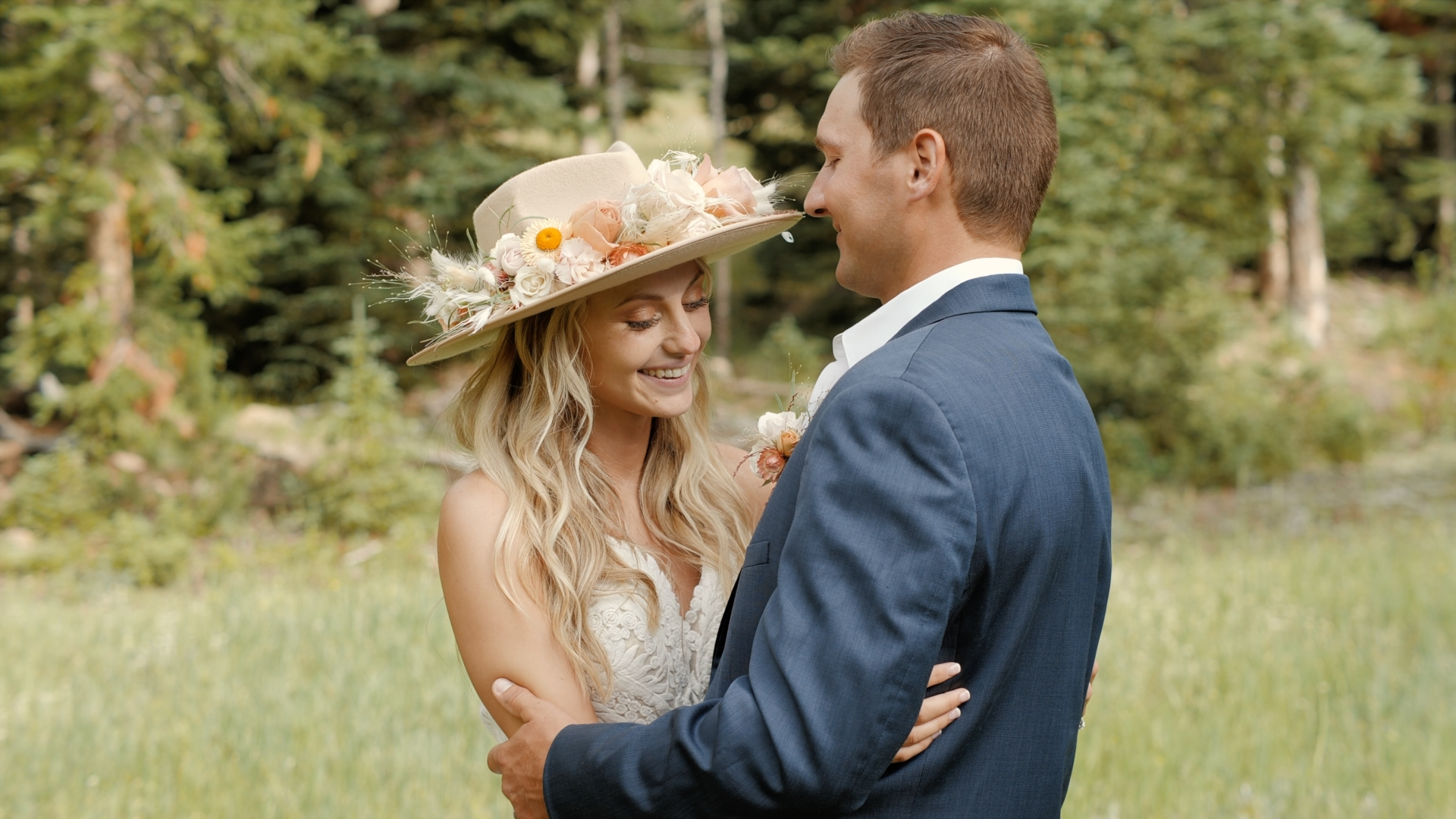Acts of Adventure Elopement Videography Rocky Mountain Elopement