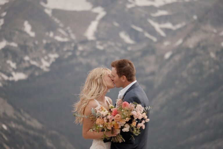 Acts of Adventure Elopement Videography Rocky Mountain National Park Elopement